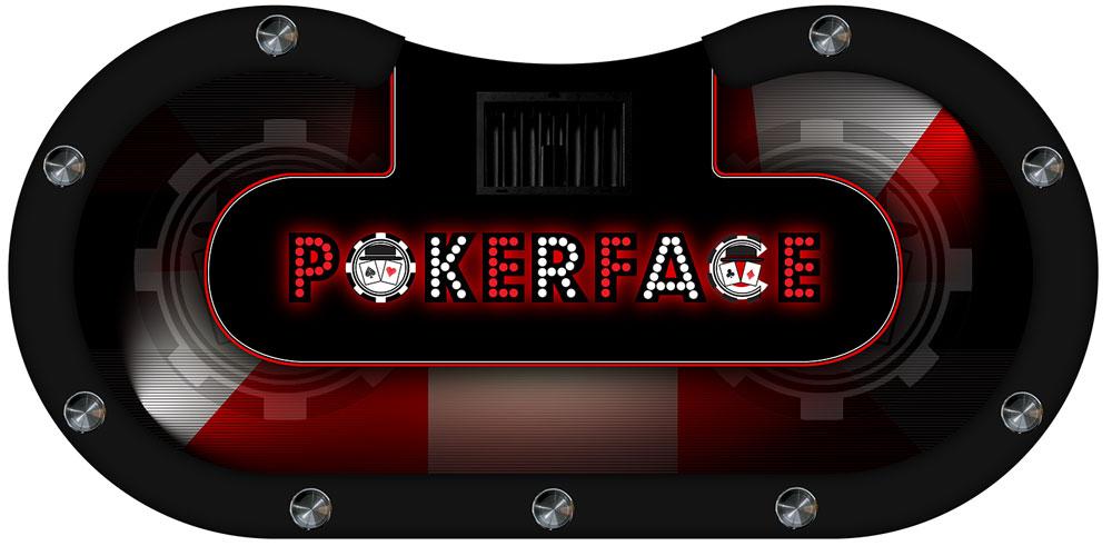 table de poker places